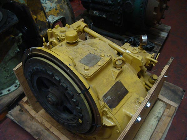 What Is Transmission >> Twin Disc MG514 Marine Gear | ETS (UK)