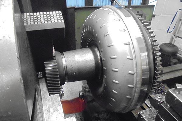 Volvo Torque Converter Refurbishment