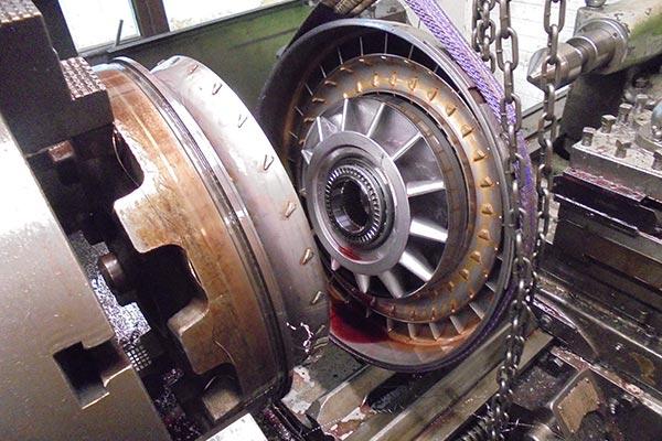 Volvo Torque Converter Repair