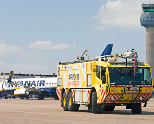 Airport Powershift Transmissions