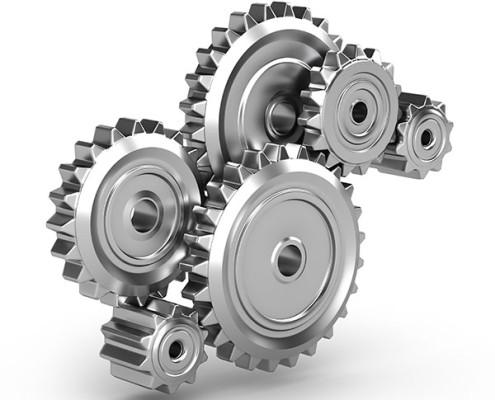 Powershift Transmission Parts